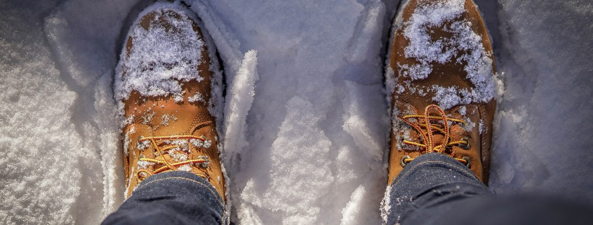 winter feet